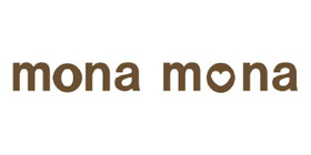 mona monaのロゴ画像