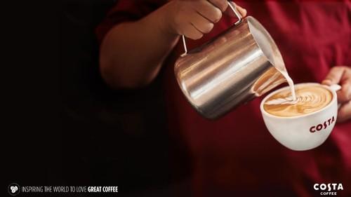 コスタコーヒーイメージ