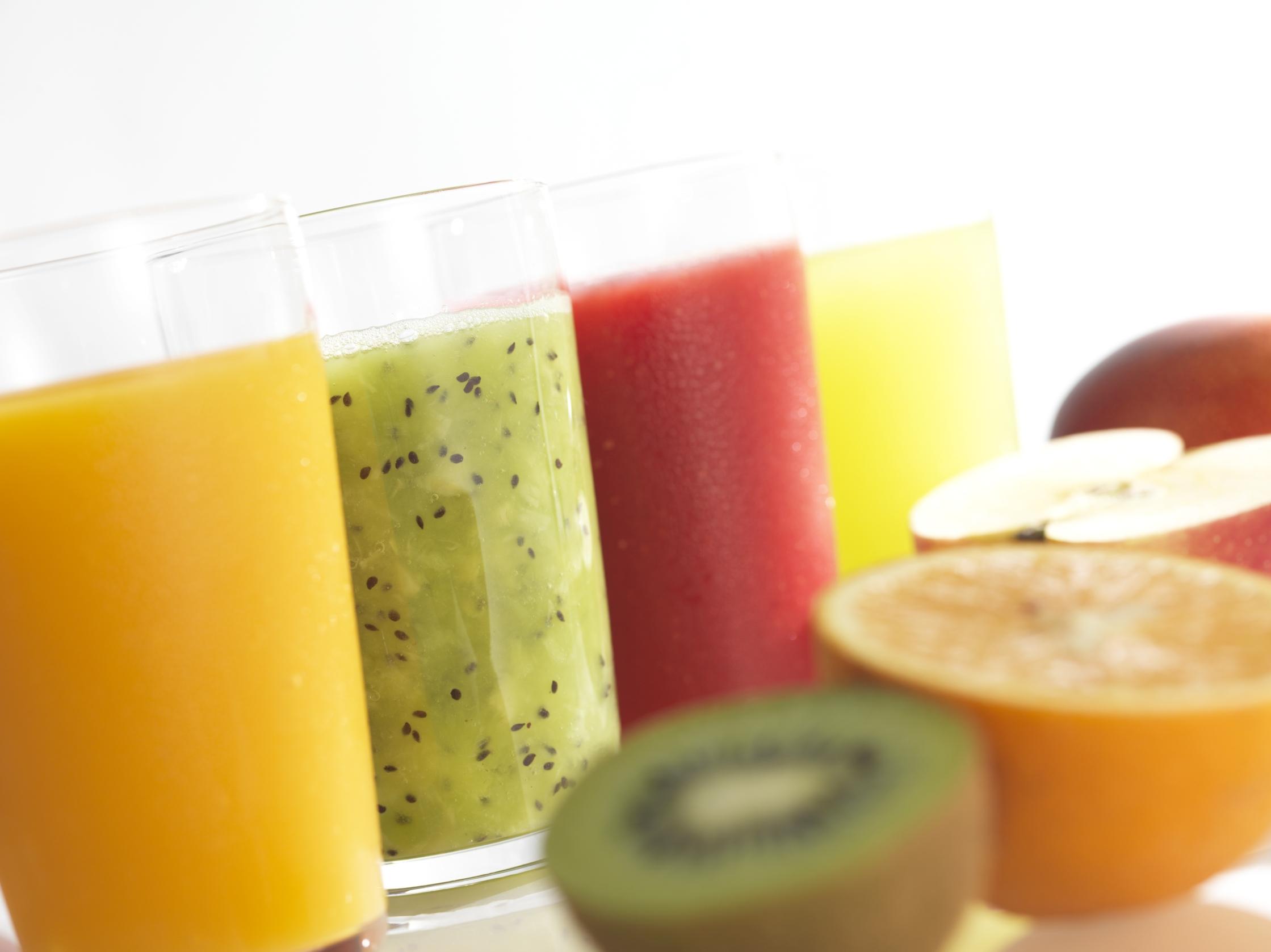 果汁工房 果琳の画像
