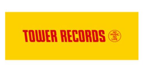 タワーレコードのロゴ画像
