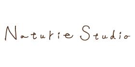 Naturie Studioのロゴ画像