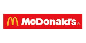 マクドナルドのロゴ画像